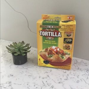 Other - Tortilla pan set